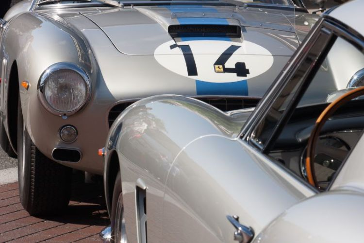 Facing off - The 250 GT SWBs