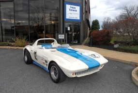 Corvette Grand Sport added to Simeone Collection