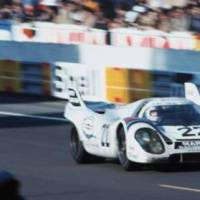 Porsche at Le Mans - 1969 to 1973