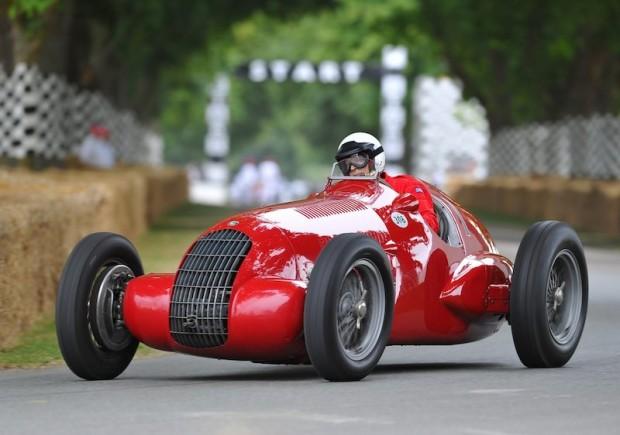 Goodwood Festival of Speed 2010