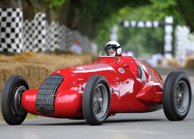 Alfa Romeo 308C - Goodwood Festival of Speed