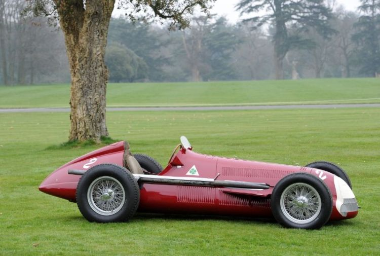 Alfa Romeo Tipo 159, Goodwood Festival of Speed