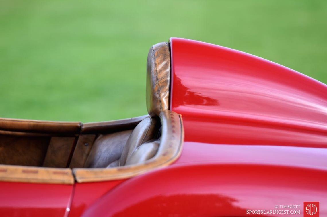 1951 Ferrari 212 Vignale Export
