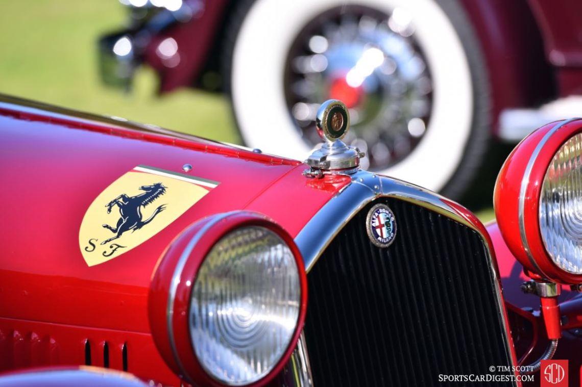 1932 Alfa Romeo 8C 2300 Short Chassis Zagato Spider