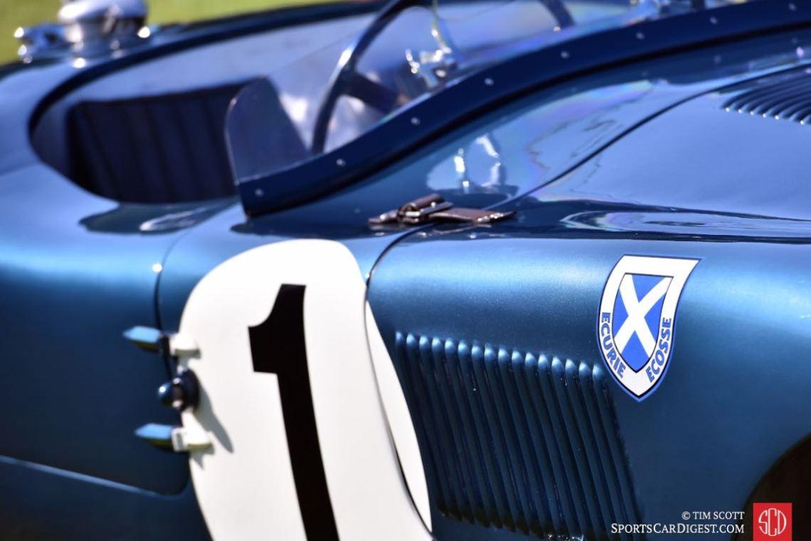 1953 Jaguar C-Type Ecurie Ecosse