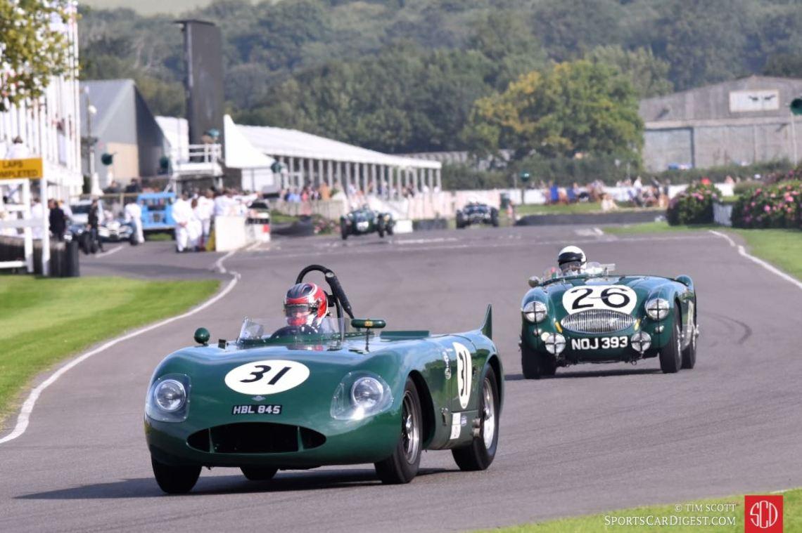 1952 RGS-Jaguar Atalanta