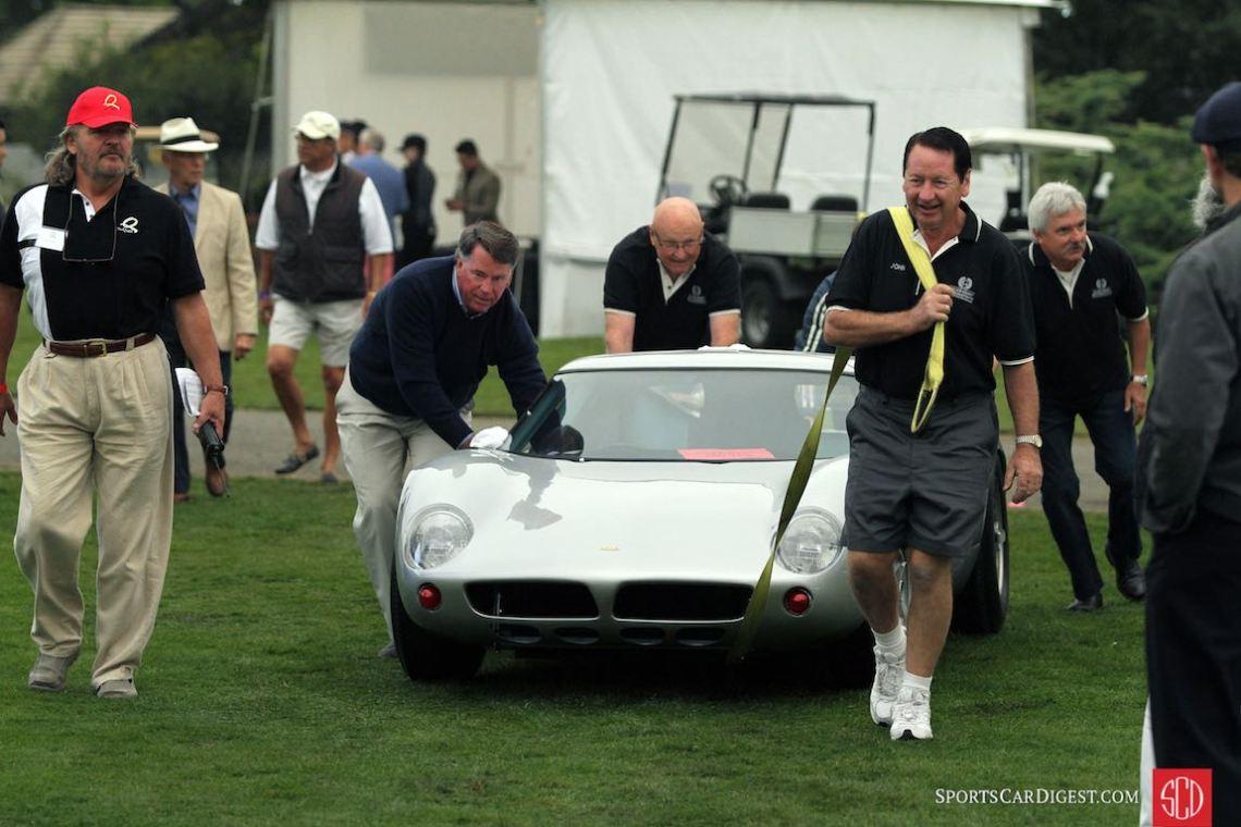 1963 Lola GT Mk 6