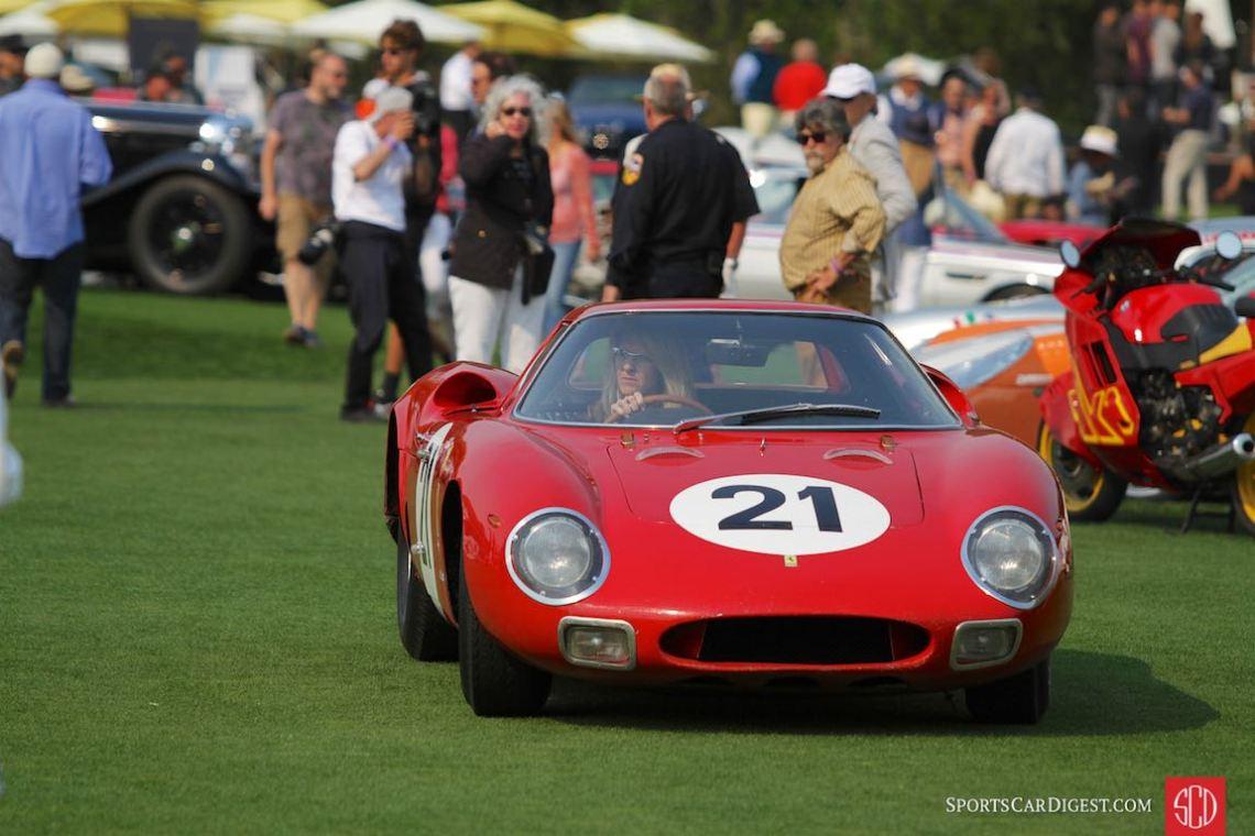 Le Mans Winning 1964 Ferrari 250 LM