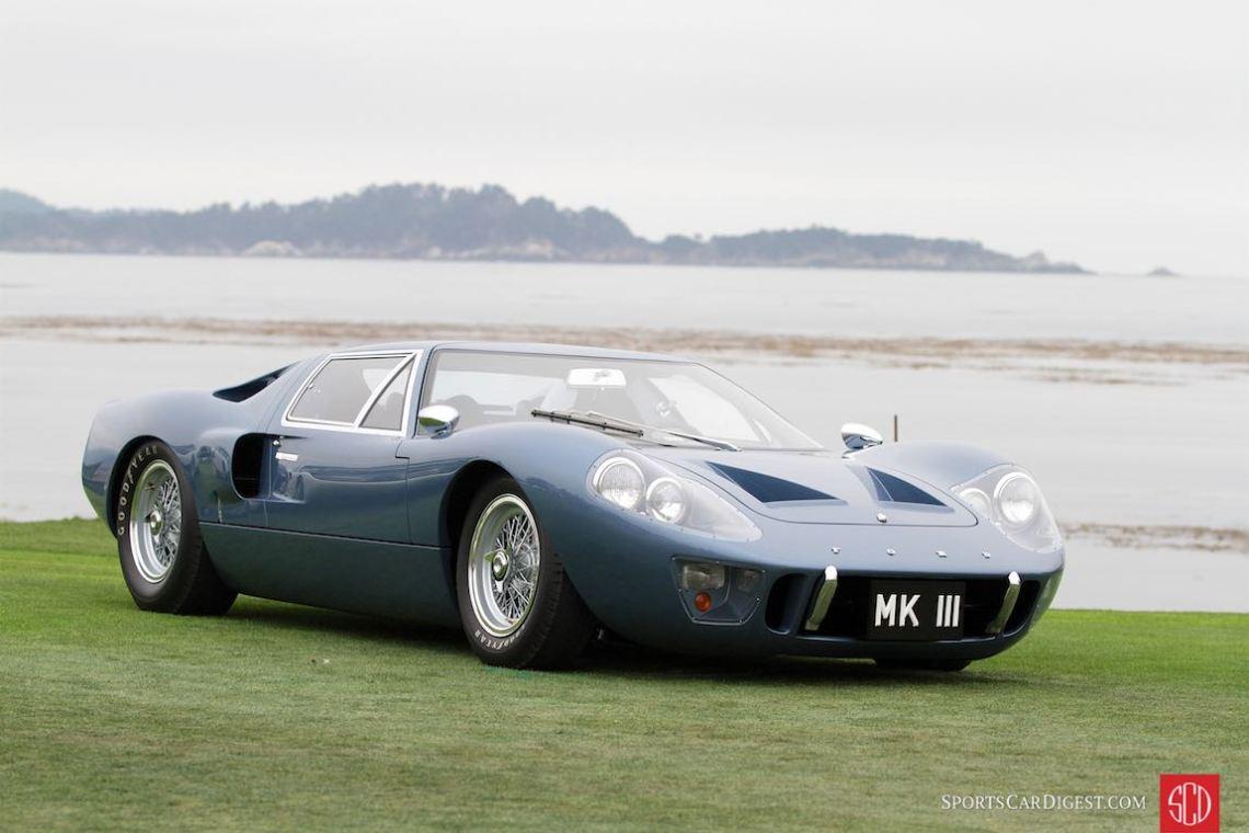 1967 Ford GT40 M3/1101 Mk III