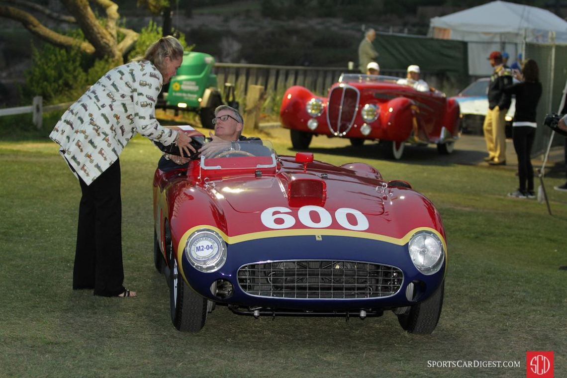 1956 Ferrari 290 MM Scaglietti Spyder