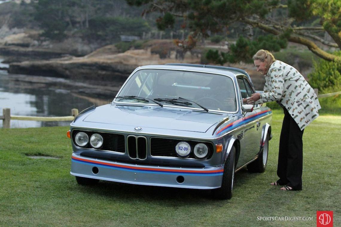 1974 BMW 3.0 CSL Karman Batmobile Coupe