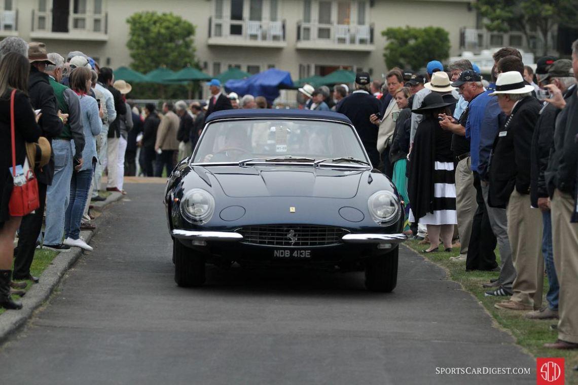 1967 Ferrari 365 California Pininfarina Convertible
