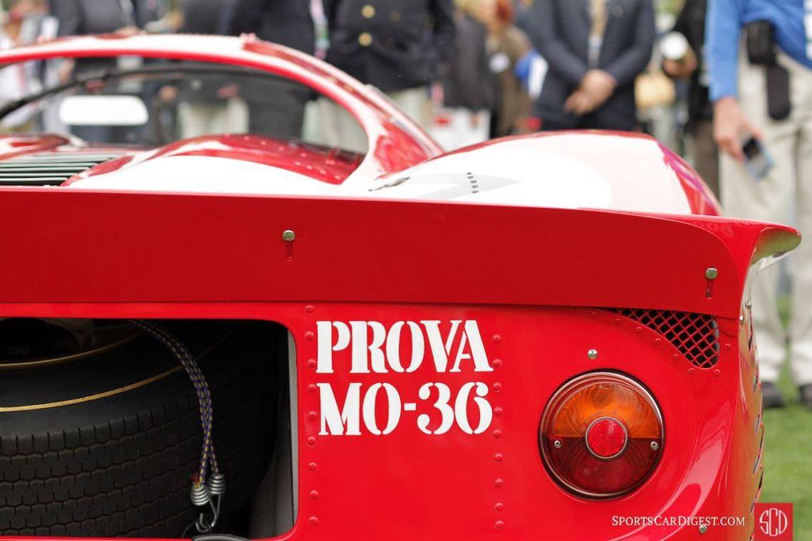 1966 Ferrari 330 P4 Drogo Spyder