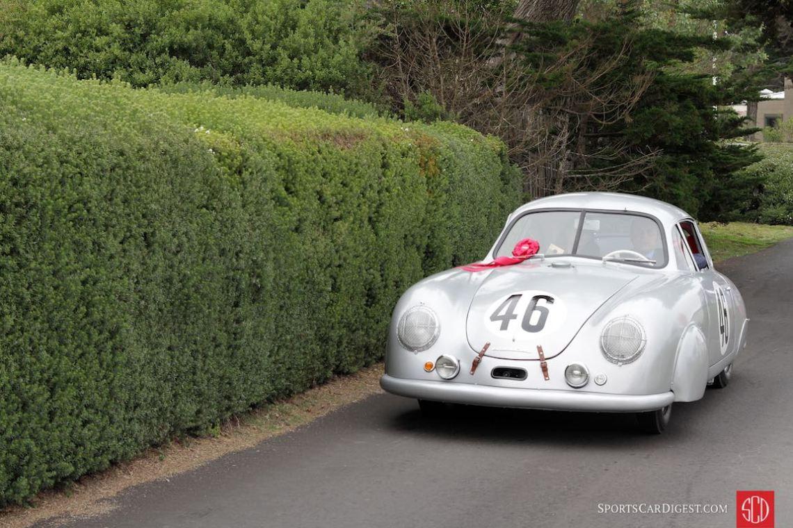 1949 Porsche 356 SL Coupe