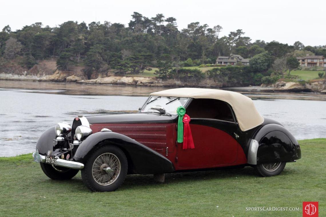 1934 Bugatti Type 57 Ganglo Stelvio
