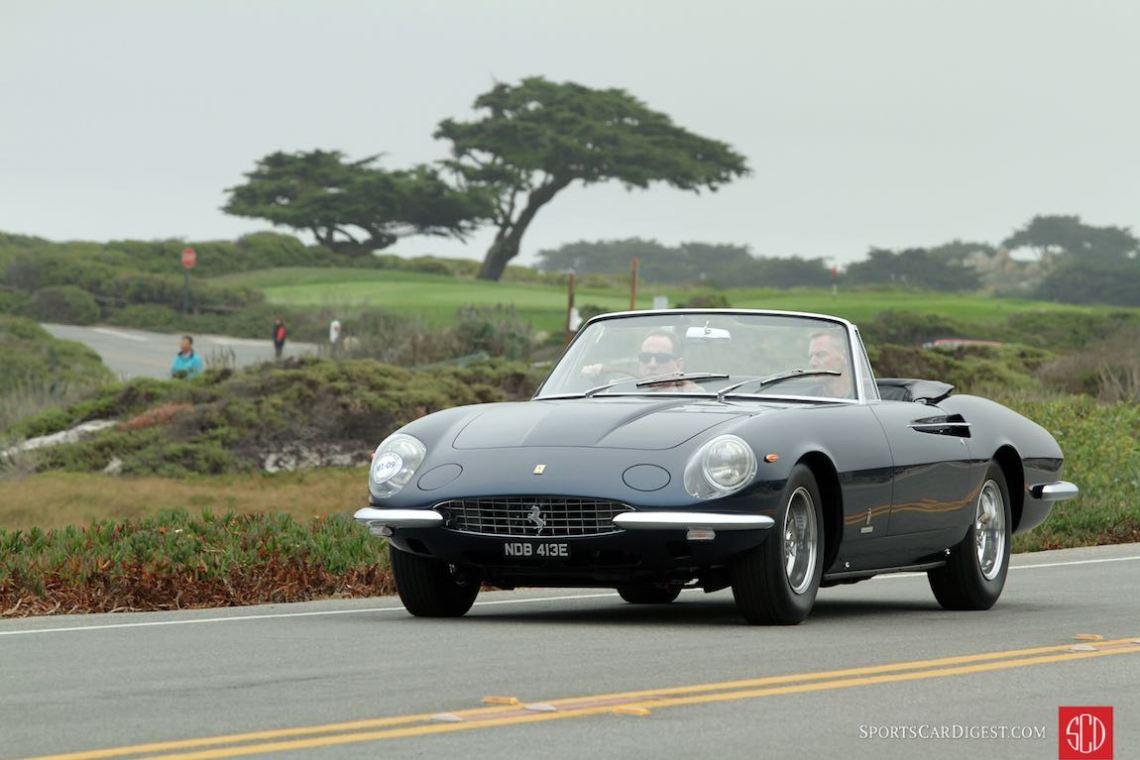 1967 Ferrari 365 California Spider by Pininfarina