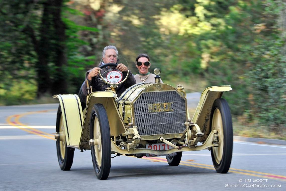 1911 Mercer Model 35 Raceabout