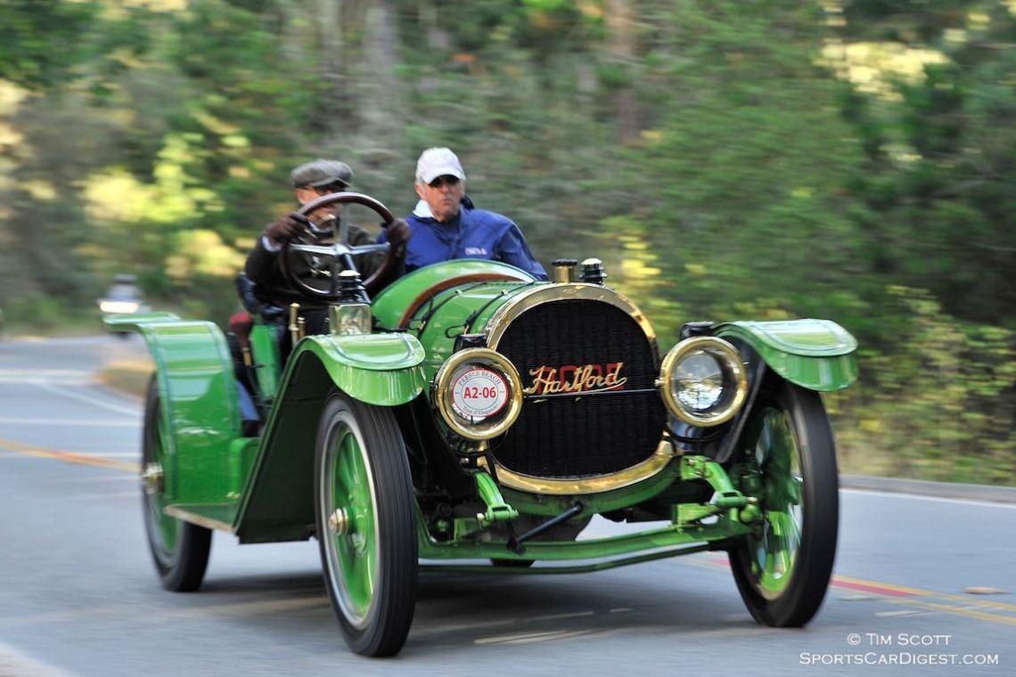 1911 Pope-Hartford Model W Portola Roadster