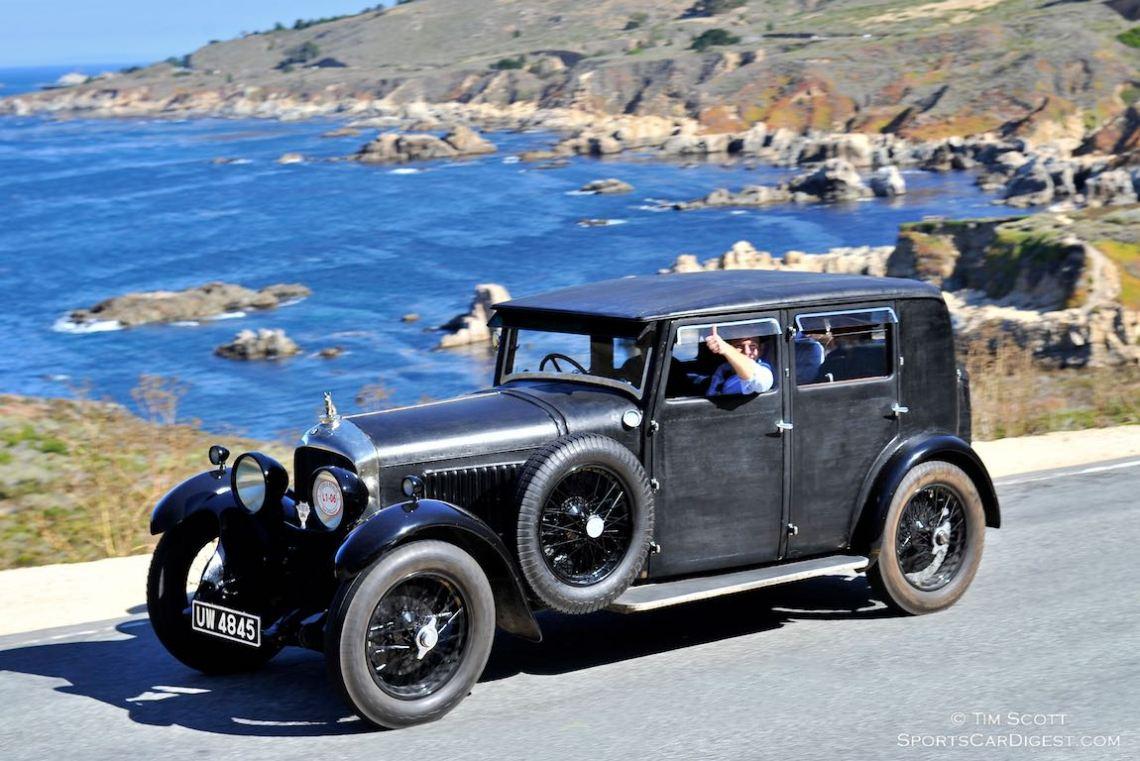 1930 Bentley 4 1/2 Litre Maythorn Saloon