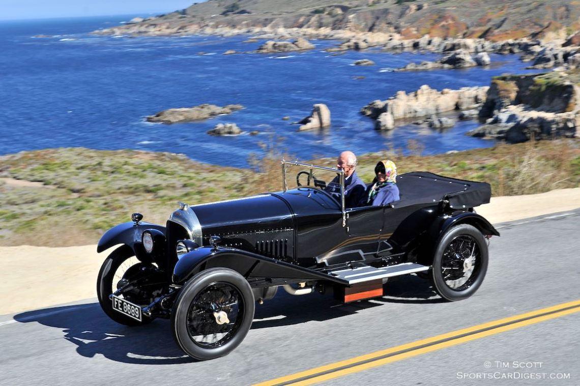 1926 Bentley 3 Litre Speed Model Vanden Plas Tourer