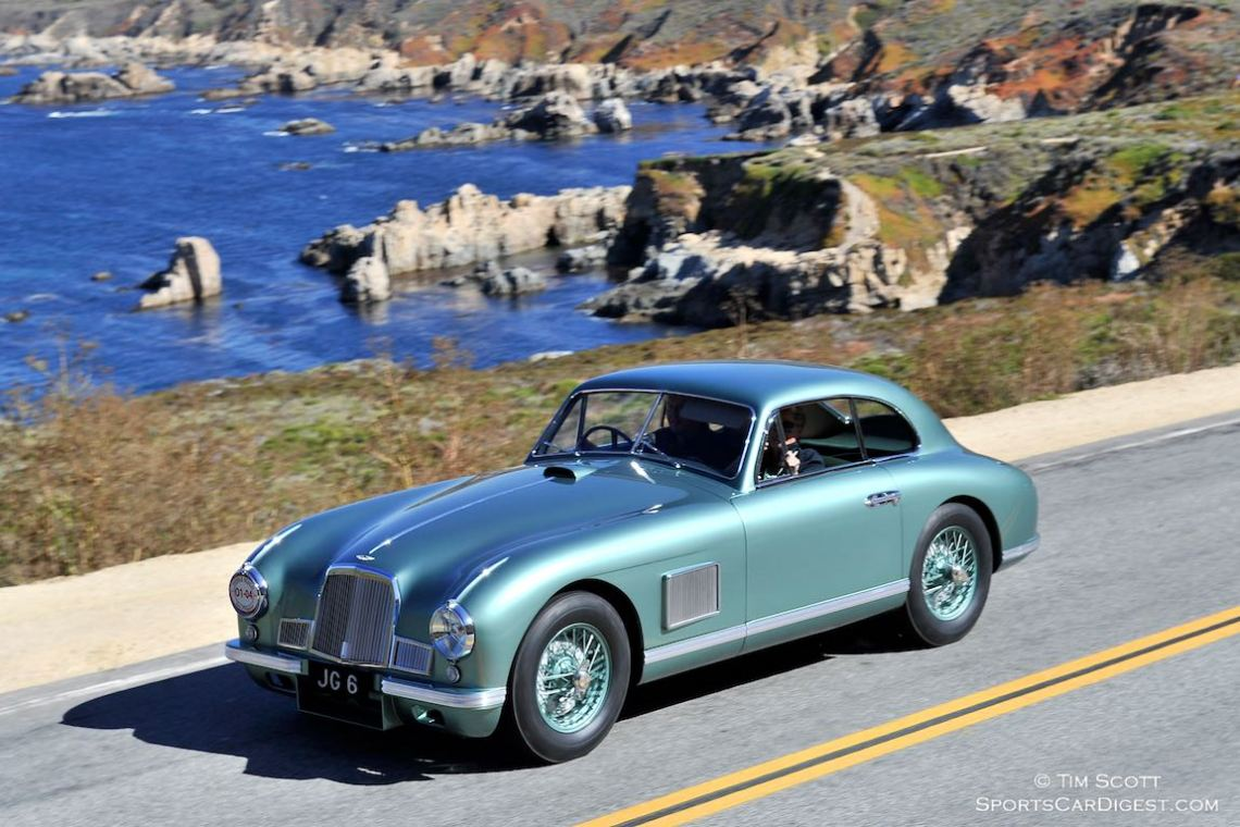 1950 Aston Martin DB2 Saloon