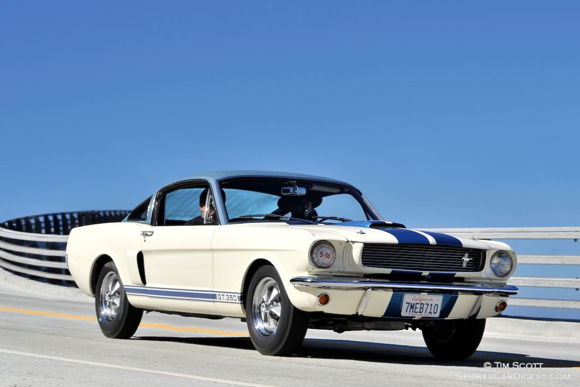 1966 Ford Shelby Mustang GT350 Prototype