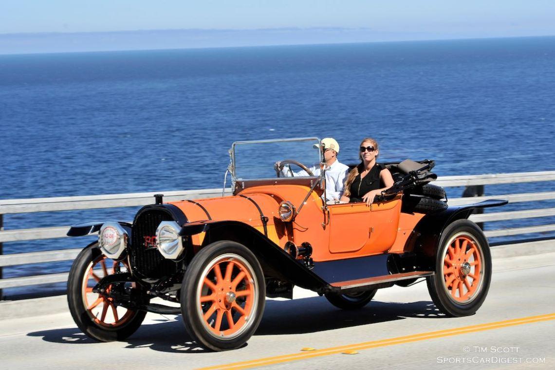 1913 Pope-Hartford 29 Roadster