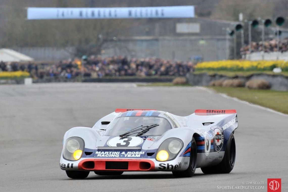 Martini Porsche 917K