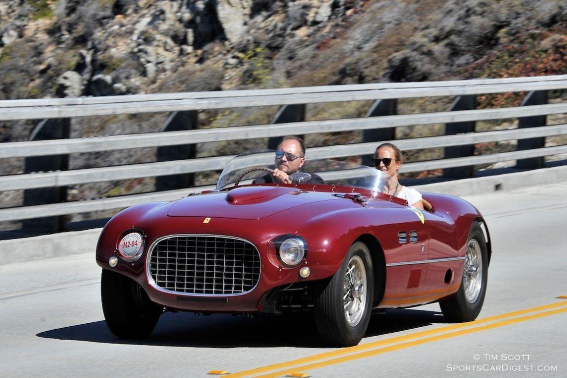 1953 Ferrari 250 MM Vignale Spider