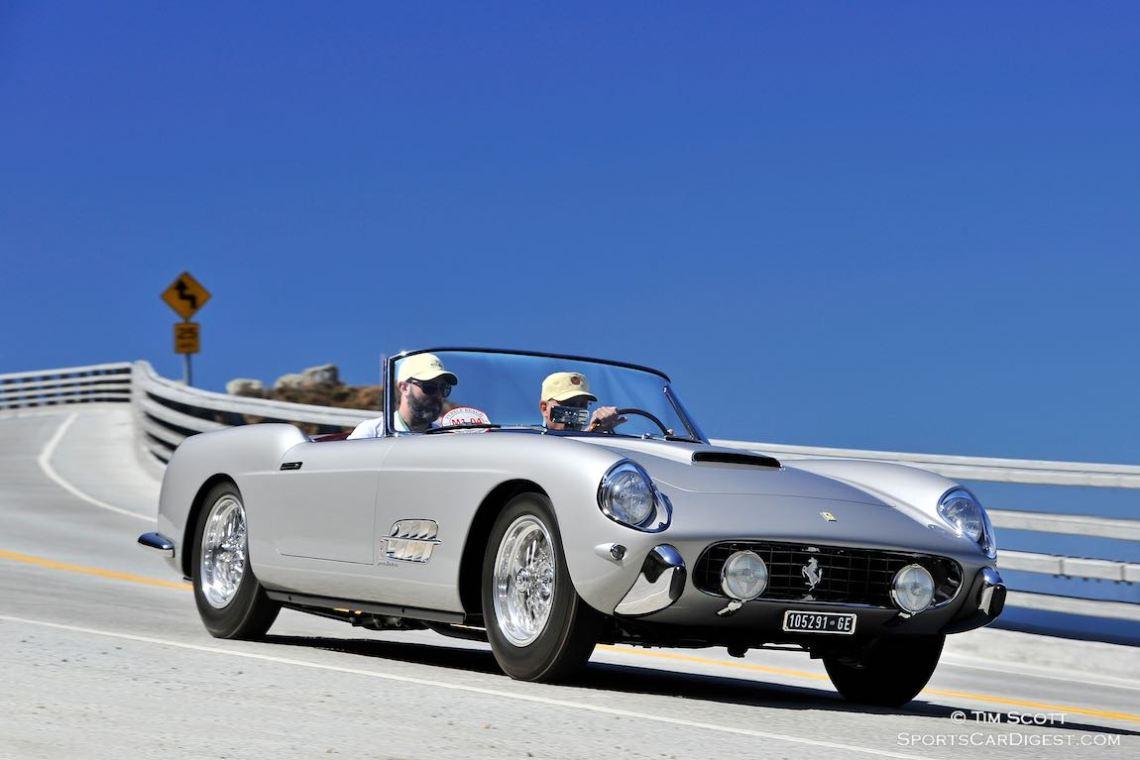 1957 Ferrari 250 GT Pinin Farina Cabriolet Series I