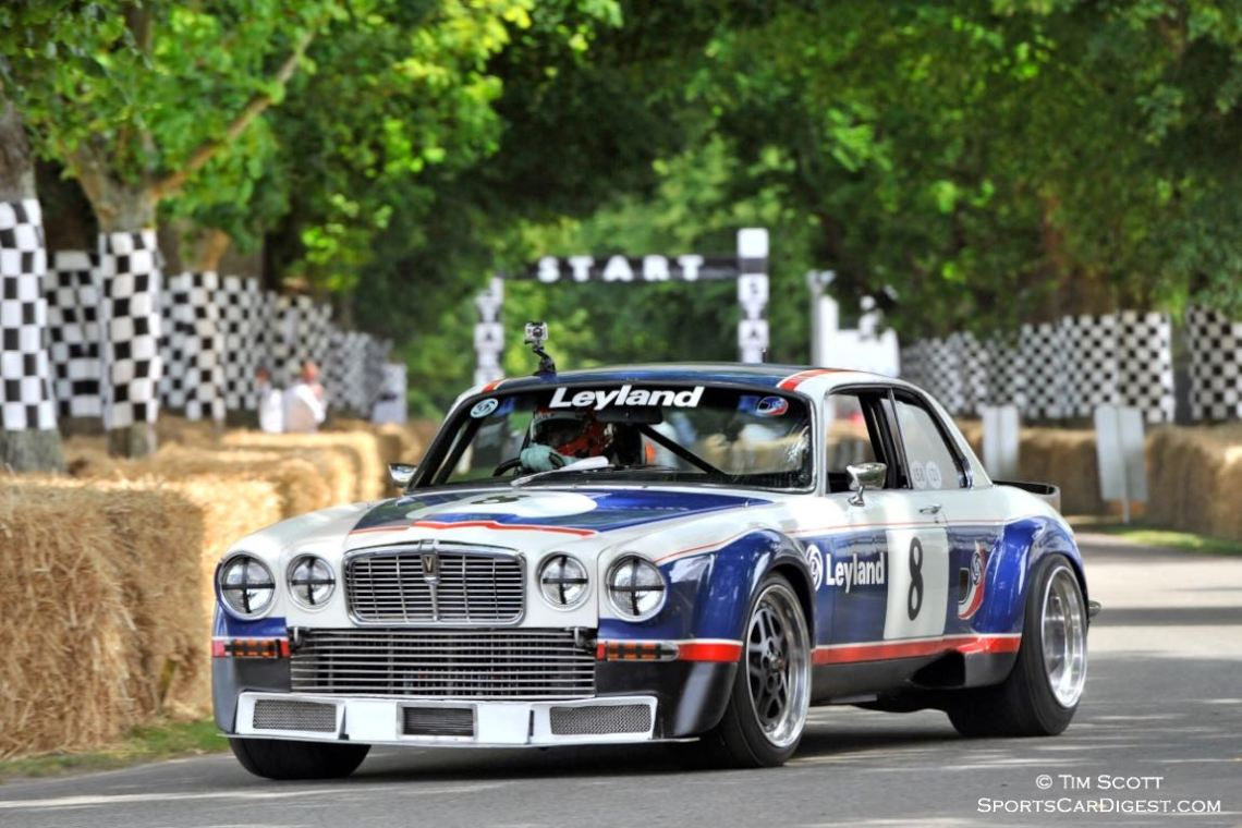 1976 Jaguar XJ12C Broadspeed