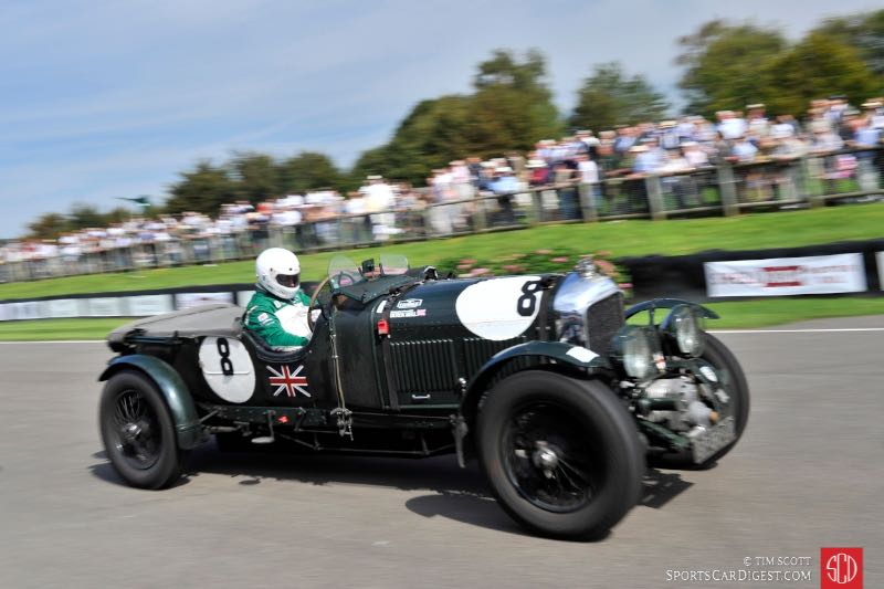 Goodwood Revival 2015 - Brooklands Trophy