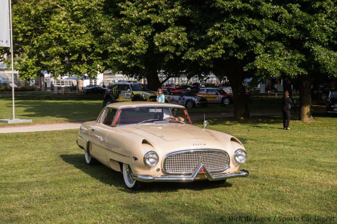 1953 Hudson Italia Prototype H01