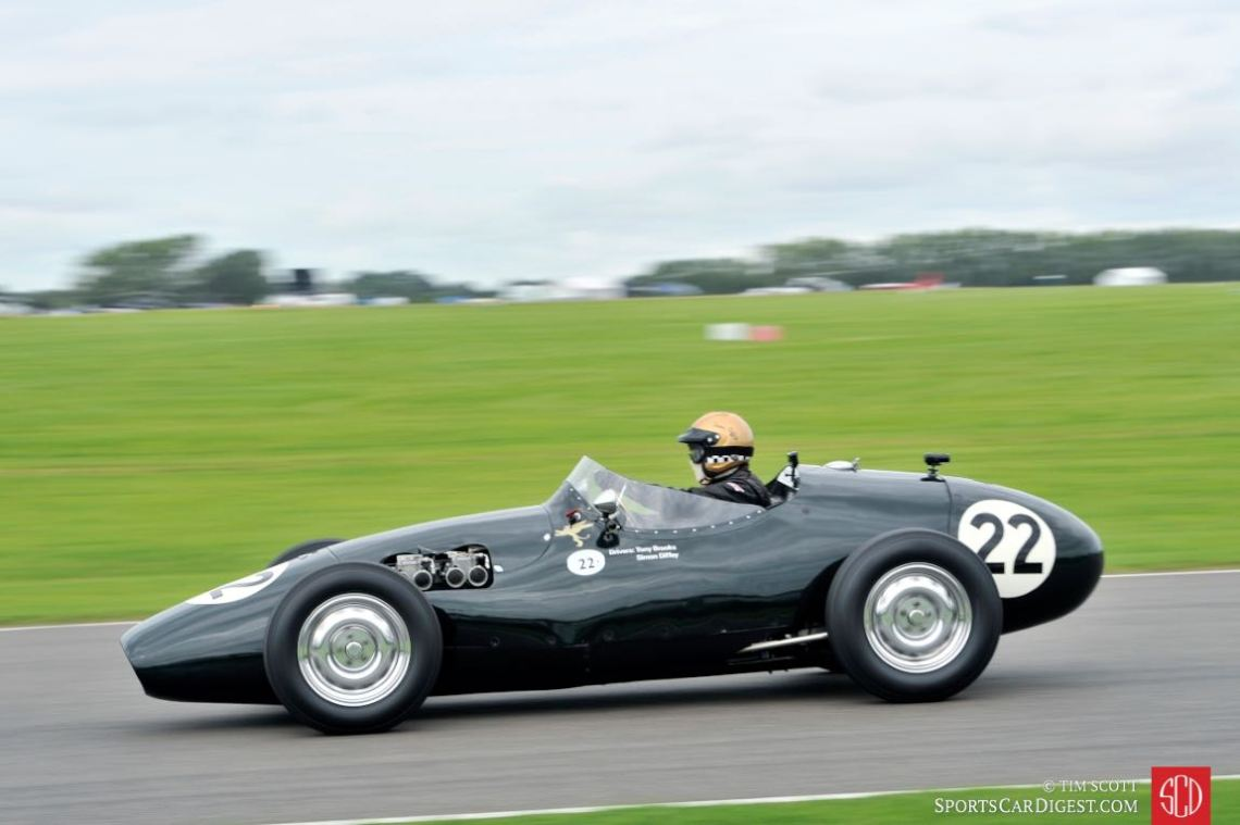 1955 Connaught B-Type
