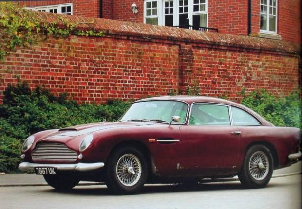 1963 Aston Martin DB5 Coupe