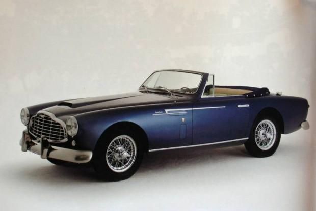 1954 Aston Martin DB2/4 Drophead Coupe, Body by Bertone