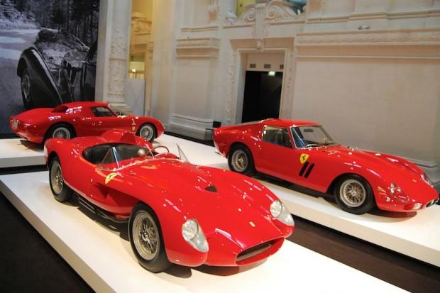 Ferrari 250 TR, Ferrari 250 GTO, Ferrari 250 LM