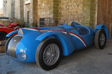 1937 Delahaye Grand Prix 145