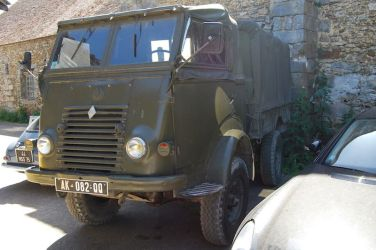 Renault military truck