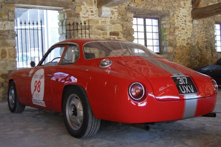 1962 Lancia Flaminia Zagato