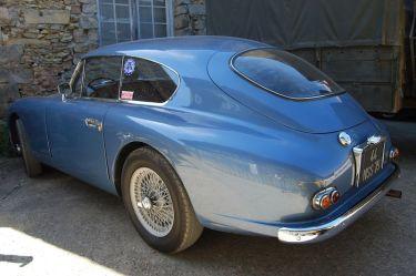 1955 Aston Martin DB 2/4