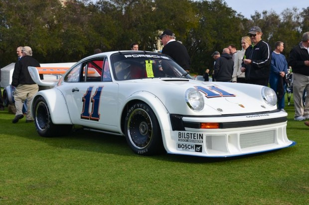1977 Porsche 934.5 of the Canepa Motorsports Museum