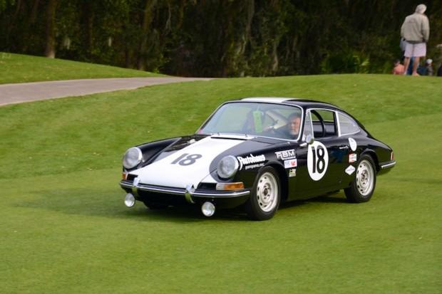 964 Porsche 911 of Christian and Sonia Zugel
