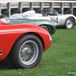 New SVRA Race at Amelia Island Concours