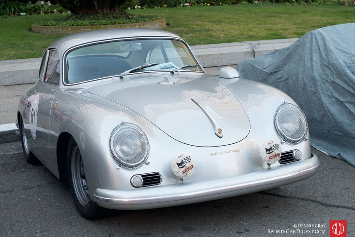 1957 Porsche 356 Carrera GT