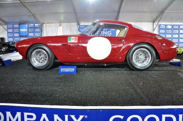 1961 Ferrari 250 GT SWB Comp/61 Berlinetta