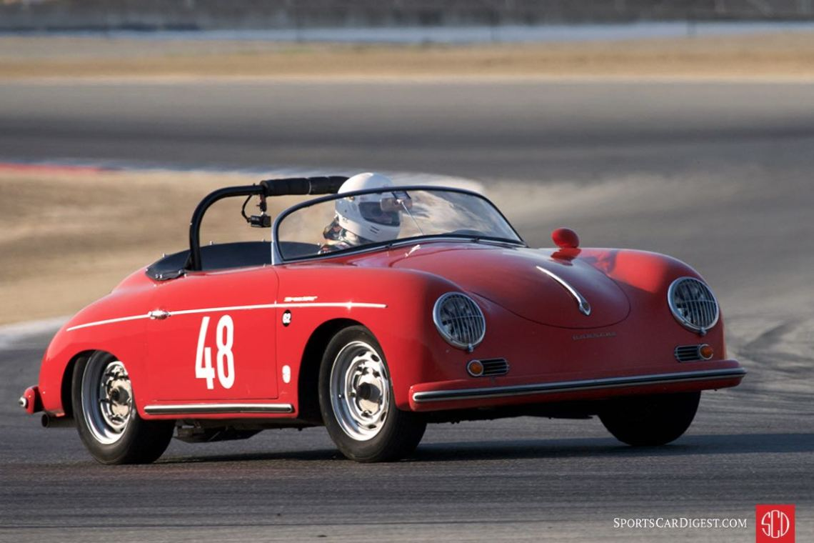 Paul Christensen - Porsche 356A Speedster