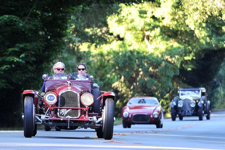 1932 Alfa Romeo Tipo B P3 Biposto