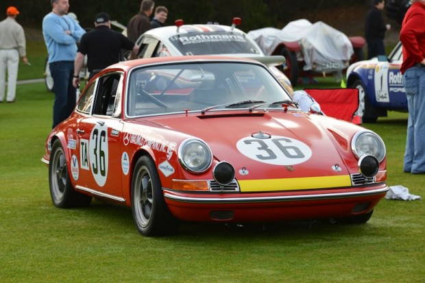 1965 Porsche 911 of the Jerry Peters Collection