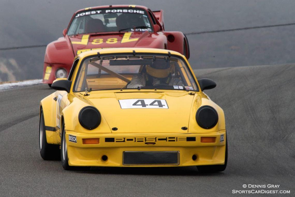Ernie Spada's 1977 Porsche 911 IROC.